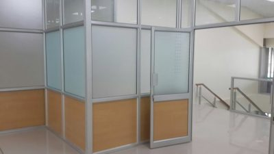 Office Partition & Shop Front