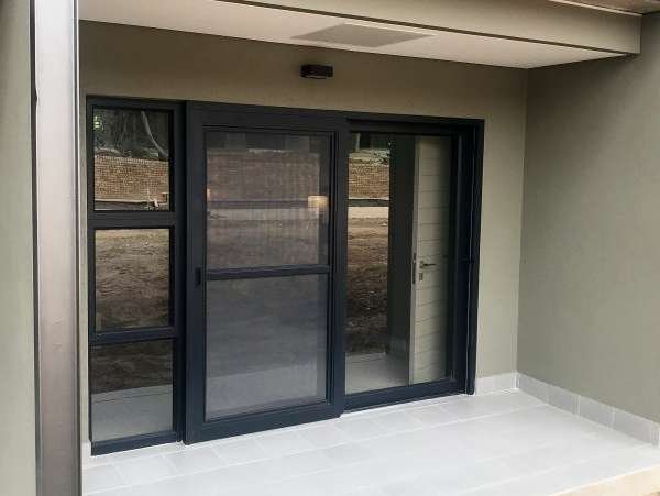 Aluminium Fly Screen